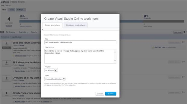 Building a Customised ALM Platform with TFS and VSO - Simple