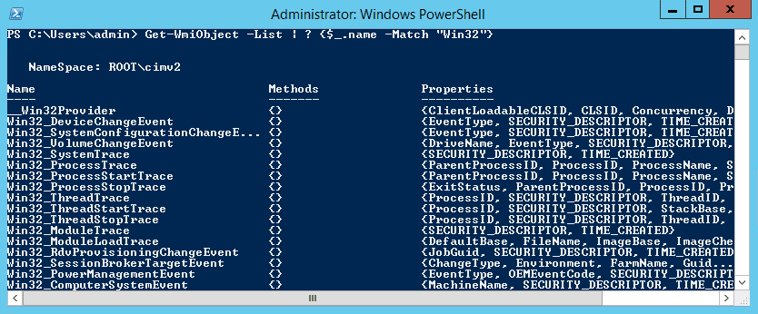 PowerShell Day-to-Day Admin Tasks: WMI, CIM and PSWA - Simple Talk