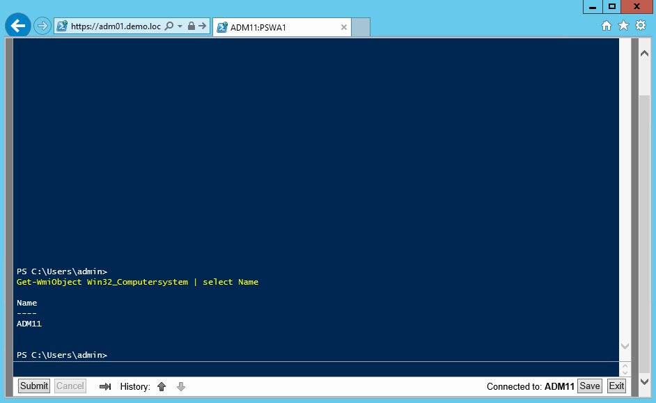 PowerShell Day-to-Day Admin Tasks: WMI, CIM and PSWA