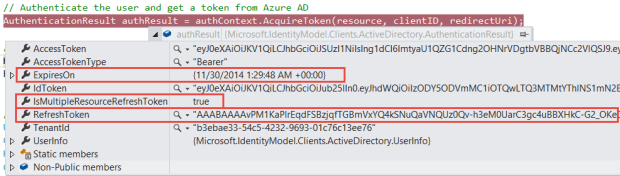 Azure Active Directory Part 3: Developing Native Client Applications