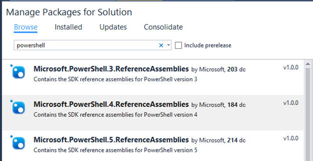Using C# to Create PowerShell Cmdlets: The Basics - Simple Talk