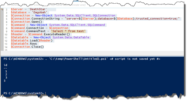 The PoSh DBA: Accessing SQL Server from PowerShell - Simple Talk