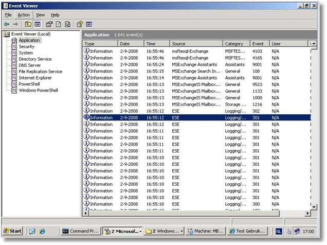 Where are the log files for SMTP in Exchange 2013 - Spiceworks
