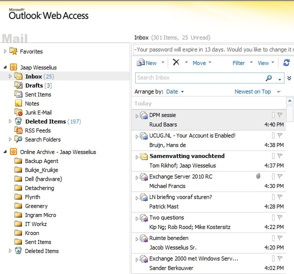 how to delete outlook profile 2010 manually