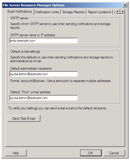 Implementing Windows Server 2008 File System Quotas - Simple