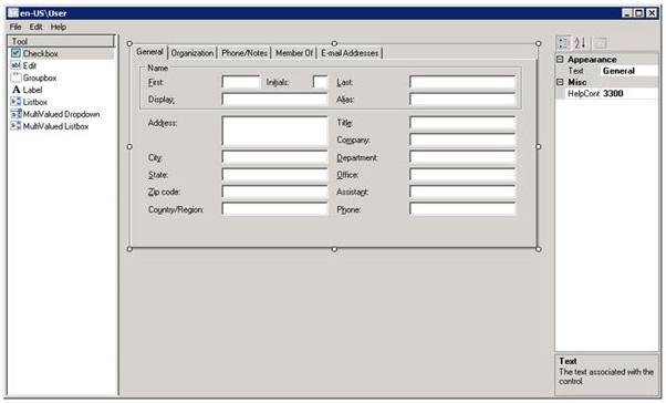 Customizing the Outlook Address Book - Simple Talk