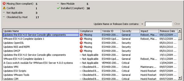 Using VMware vCenter Update Manager to keep your vSphere Hosts Up-To