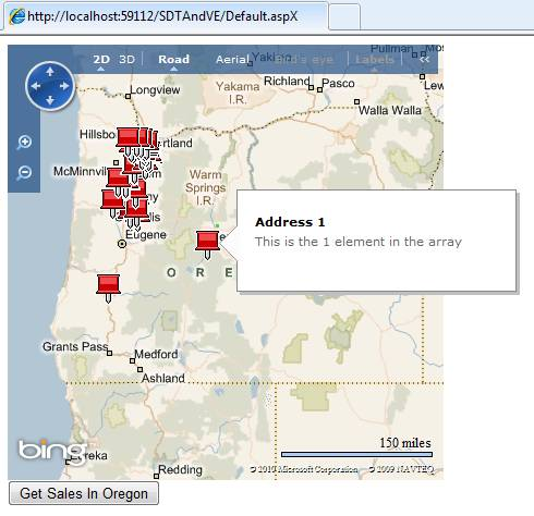 Mapping Your Data with Bing Maps and SQL Server 2008