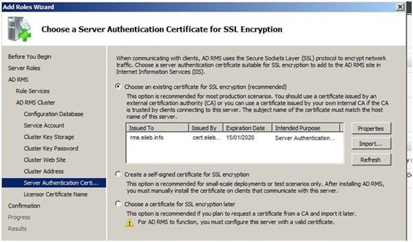 Getting Started with Active Directory Rights Management