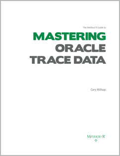 Image of The Method R Guide to Mastering Oracle Trace Data