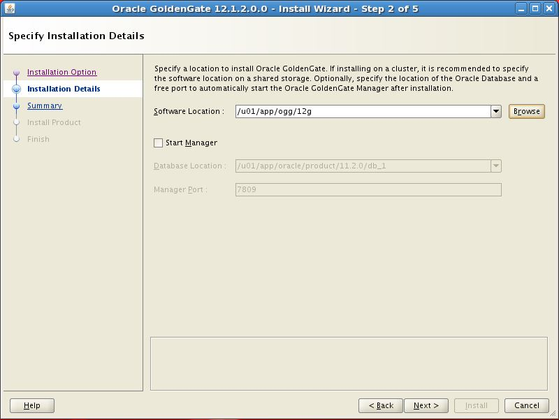 Integrated DDL and DML with Encrypt using Oracle GoldenGate 12c