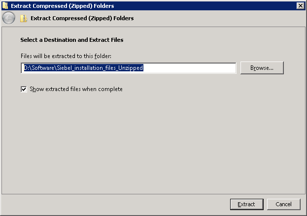 Siebel CRM Part 4: The Extract - Simple Talk