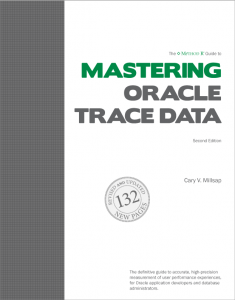 Image of The Method R Guide to Mastering Oracle Trace Data 2nd edition