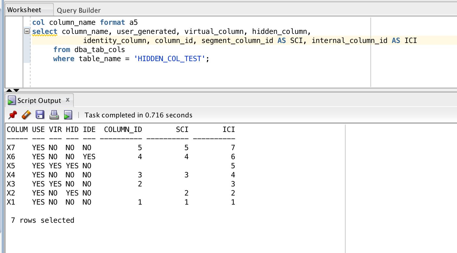 Superb Invisible Columns In Oracle Database 12C Simple Talk Download Free Architecture Designs Intelgarnamadebymaigaardcom