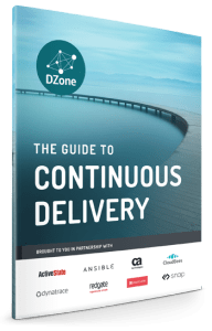 The DZone Guide to Continuous Delivery 2015