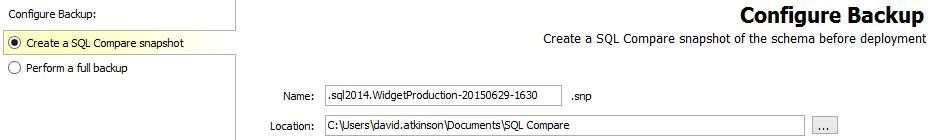 SQL Compare 4