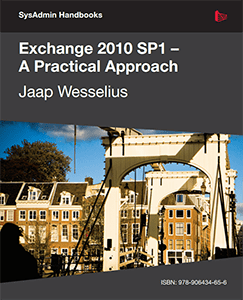 Exchange 2010 SP1 - A Practical Approach - Redgate Software