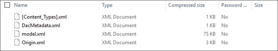 Comparing DacPacs using SQL Compare 1
