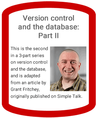database version control