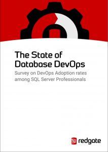 The State of Database DevOps Survey