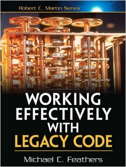 Working effectivel with legacy code book