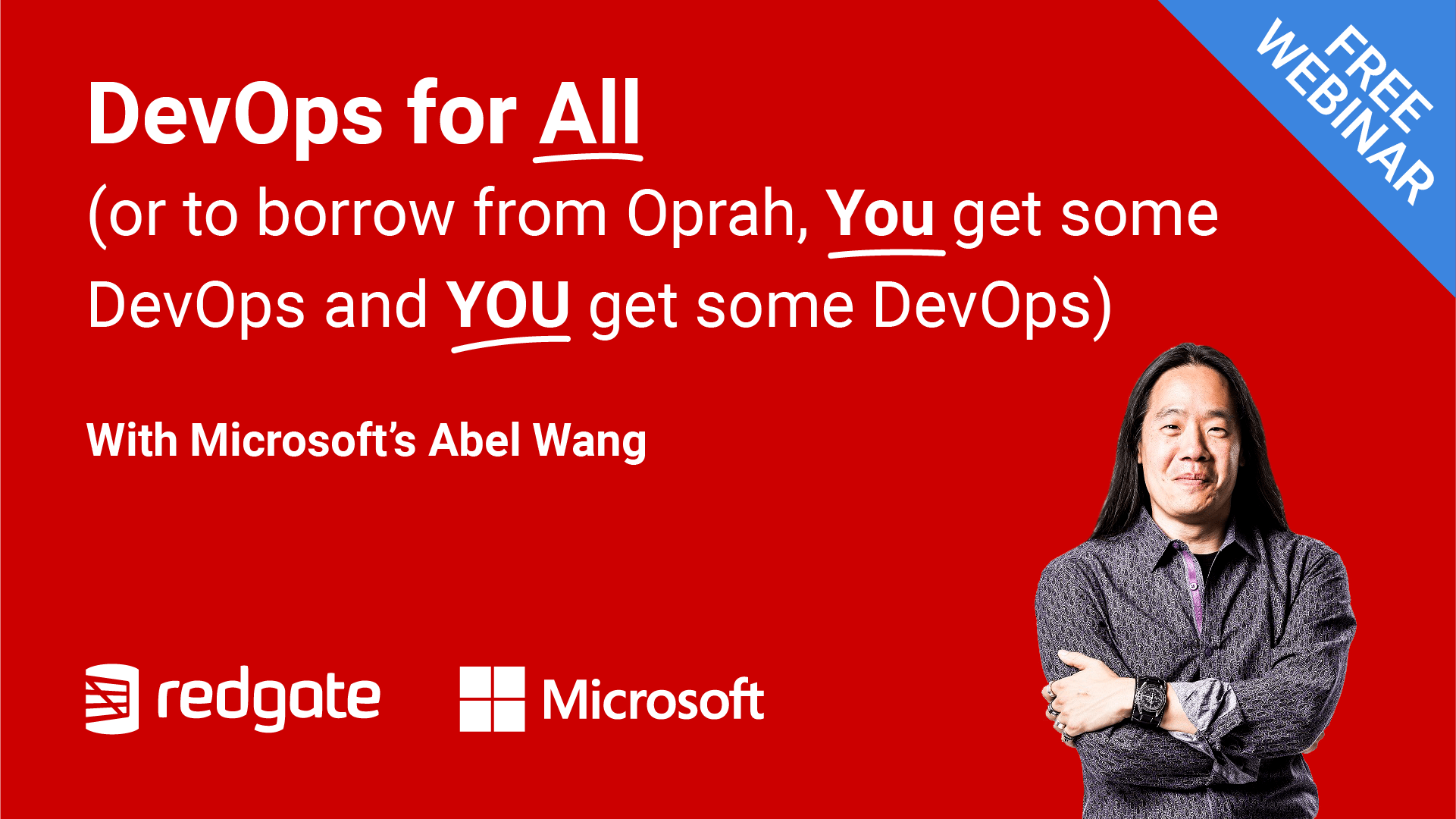 Free Webinar: DevOps for All