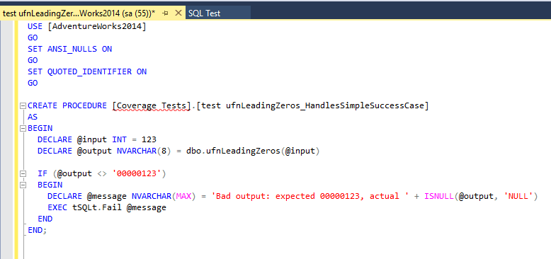 Effective Database Testing with SQL Test and SQL Cover