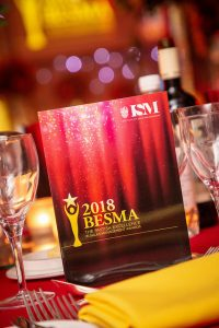 BESMA Awards 2018