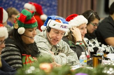 NORAD Santa Tracker story 6