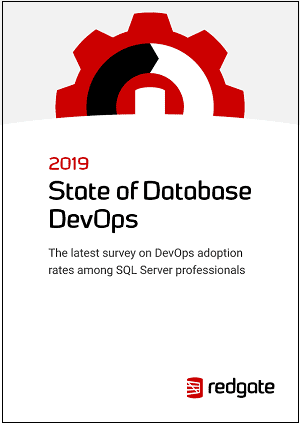 Database DevOps Report cover