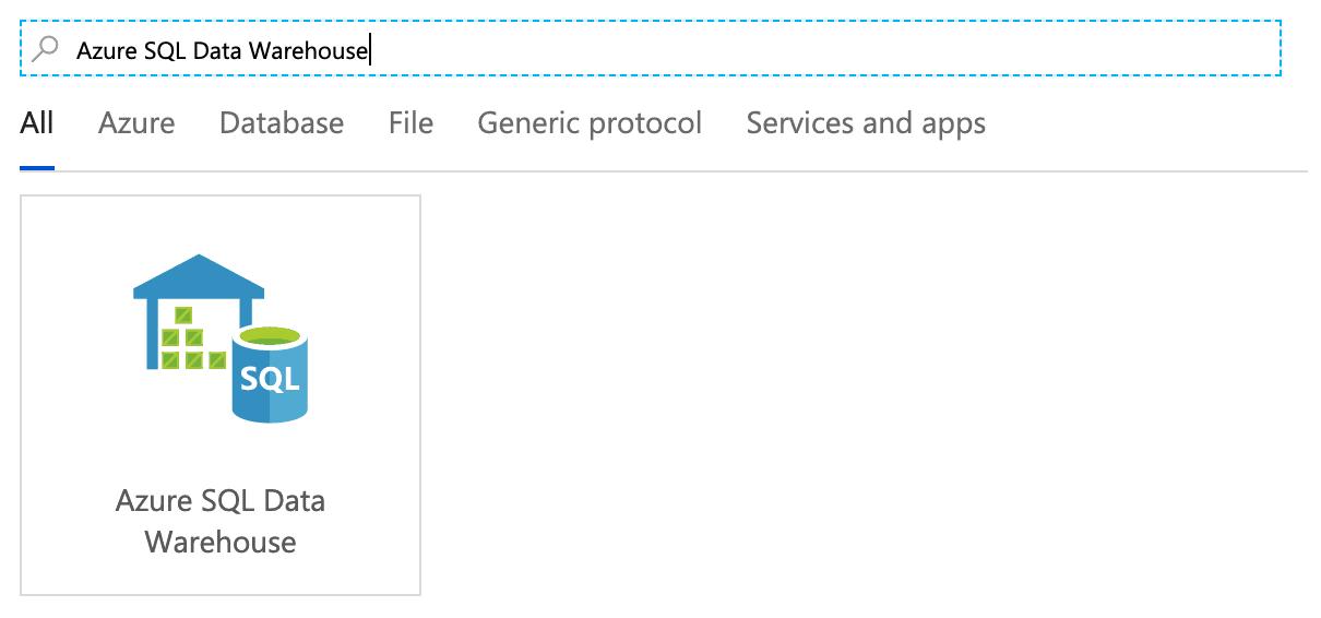 Loading Data Into Azure SQL Data Warehouse - DZone Big Data