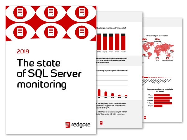 The State of SQL Server Monitoring 2019